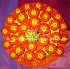 Cupcakes do Leãozinho