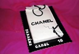 Bolo Chanel Shopping Bag