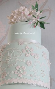 Peony and Lace