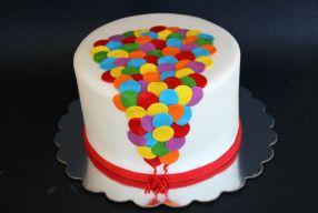 Disney's 'Up' Themed Cake