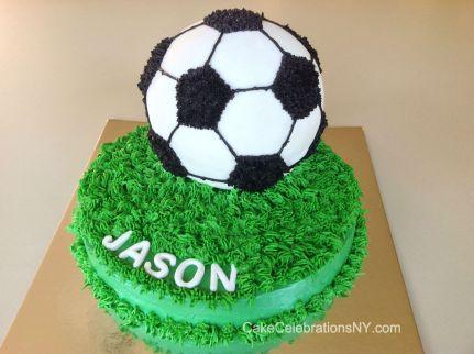 soccer-cake
