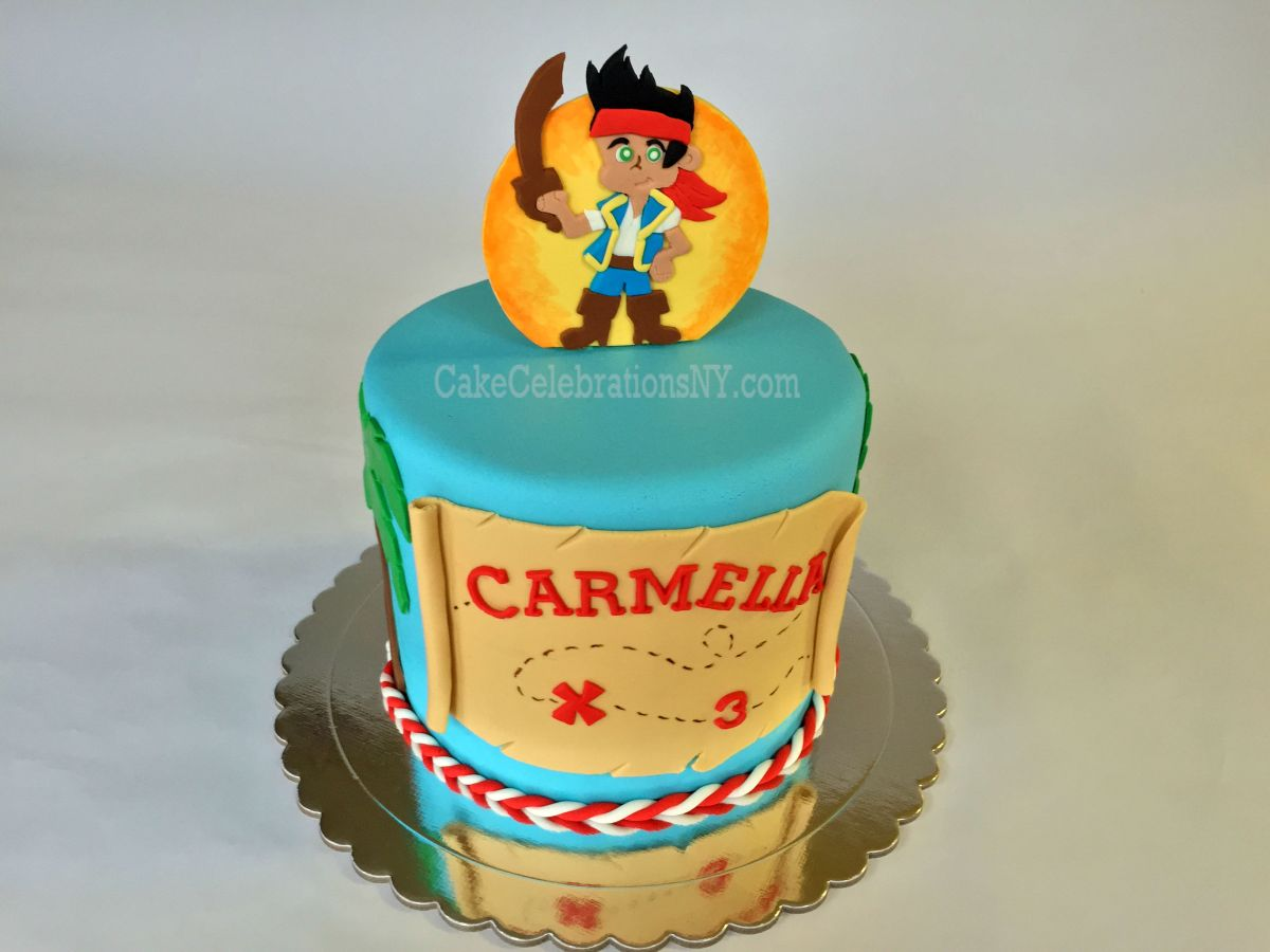 Jake-the-pirate-cake