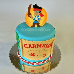 Jake-the-pirate-cake