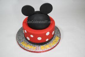 Mickey Hat Cake