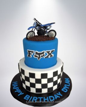 Dirt Bike Cake | Cake Celebrations