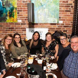 Simon était présent hier à la soirée On se TAP des tartares au restaurant Le Tapageur au profit de la Fondation Rock-Guertin 🍽 15 000 $ ont été amassés! Un record! Wow!
