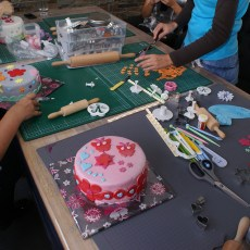 Workshop taarten of cupcakes maken
