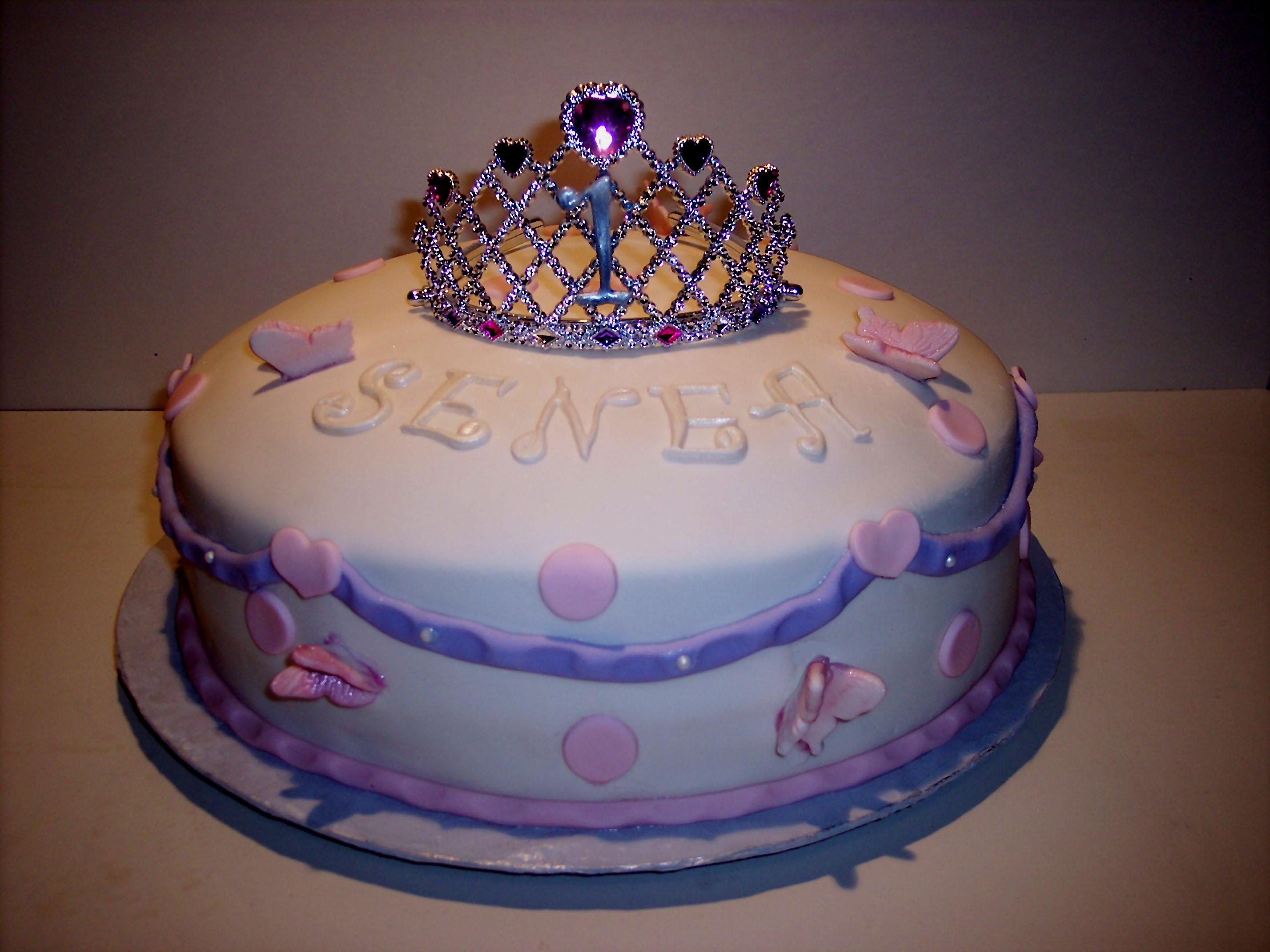 Princess Cake Decorating Ideas