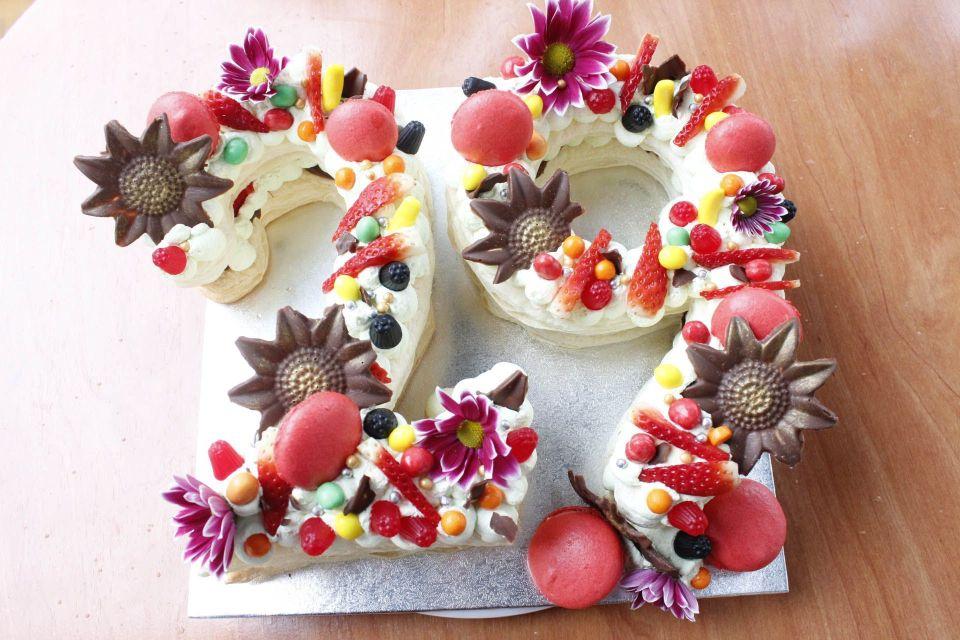 Tarta número 29 - Cake Designs