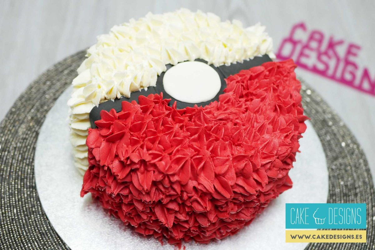 Tarta de Pokeball