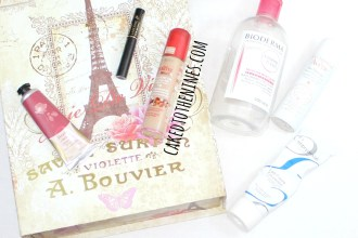 L'occitane Roses 4 Reines hand cream, Lancome Defincils mascara, Bourjois Healthy Mix foundation, Bioderma Crealine Micellar Water, Avene Thermal Spring Water spray, Embryolisse Lait-Creme Concentre, Best french beauty products, french beauty, french makeup, french skincare