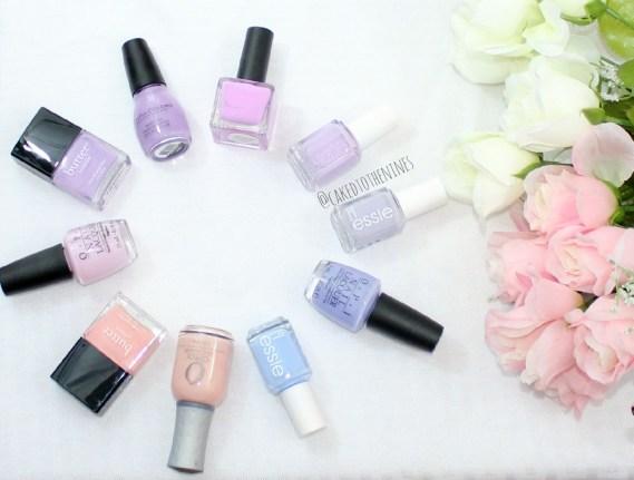 Spring nail polish, Nail polish, spring nail polish colors,