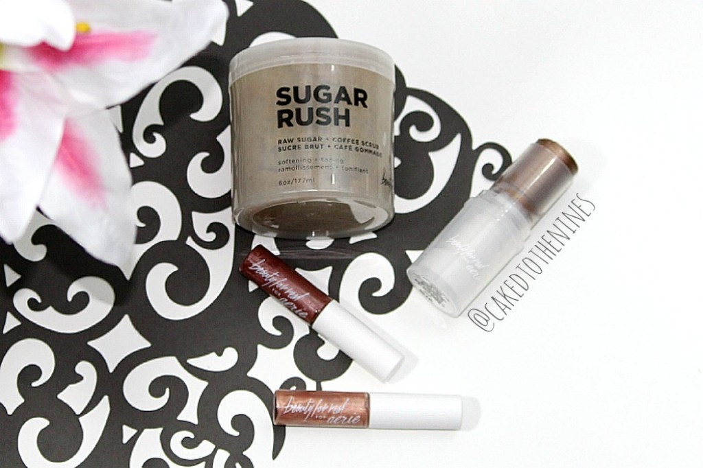 Beauty For Real For Aerie makeup and beauty products collaboration