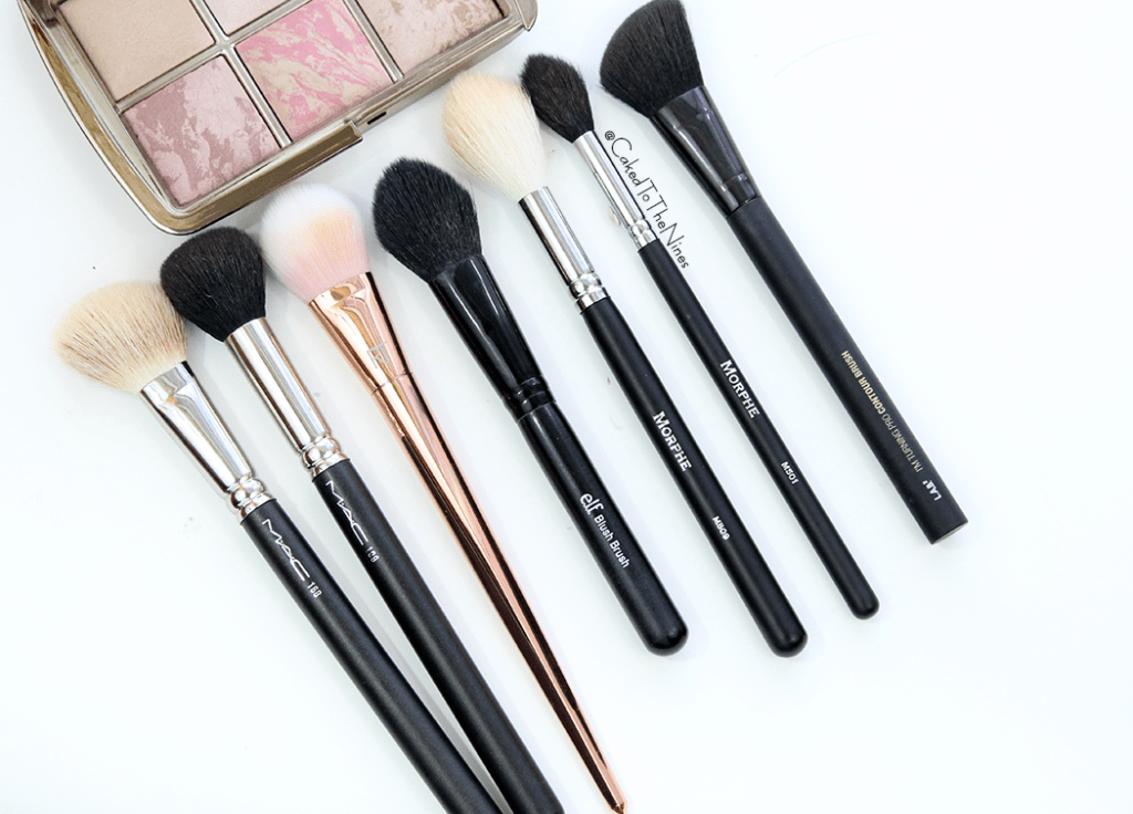 Brushes That Fit The Hourglass Edit Palette