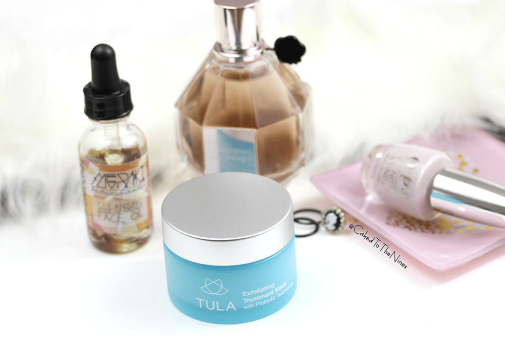 Tula For Life Purifying Face Cleanser, Tula for life review, tula skincare review, Tula for life skincare review, skincare review, Tula Exfoliating Treatment Mask review