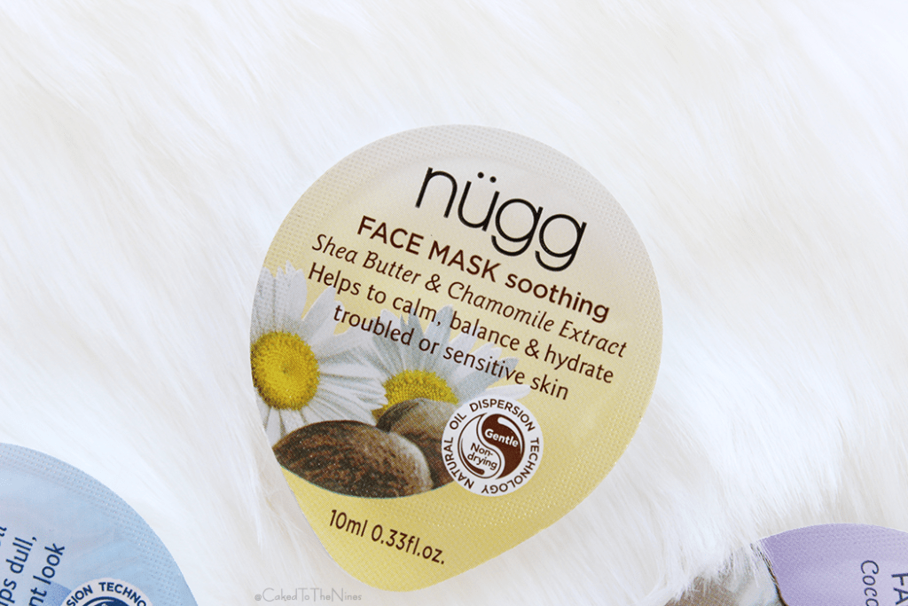 Nugg Beauty Soothing Mask