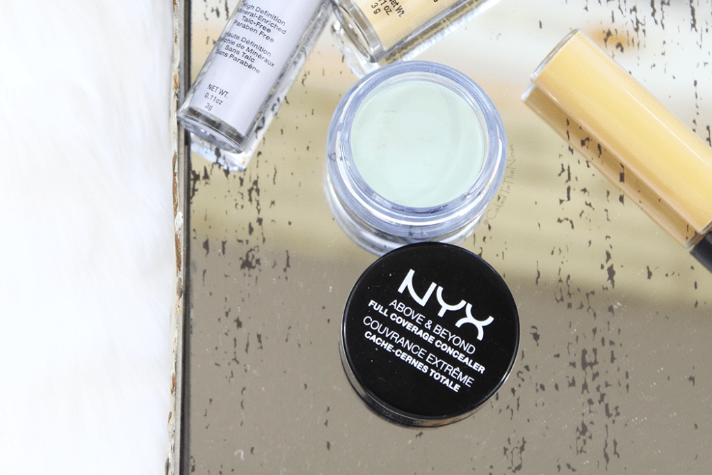 NYX Green Concealer In A Jar