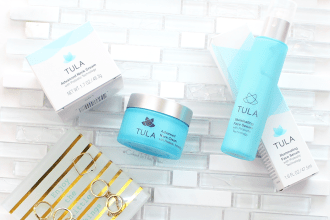 Tula Illuminating Face Serum and Advanced Neck Cream review