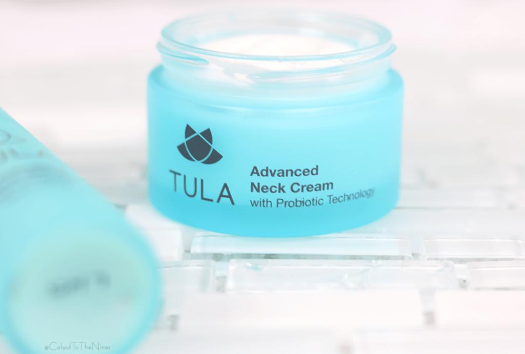 Tula Advanced Neck Cream review