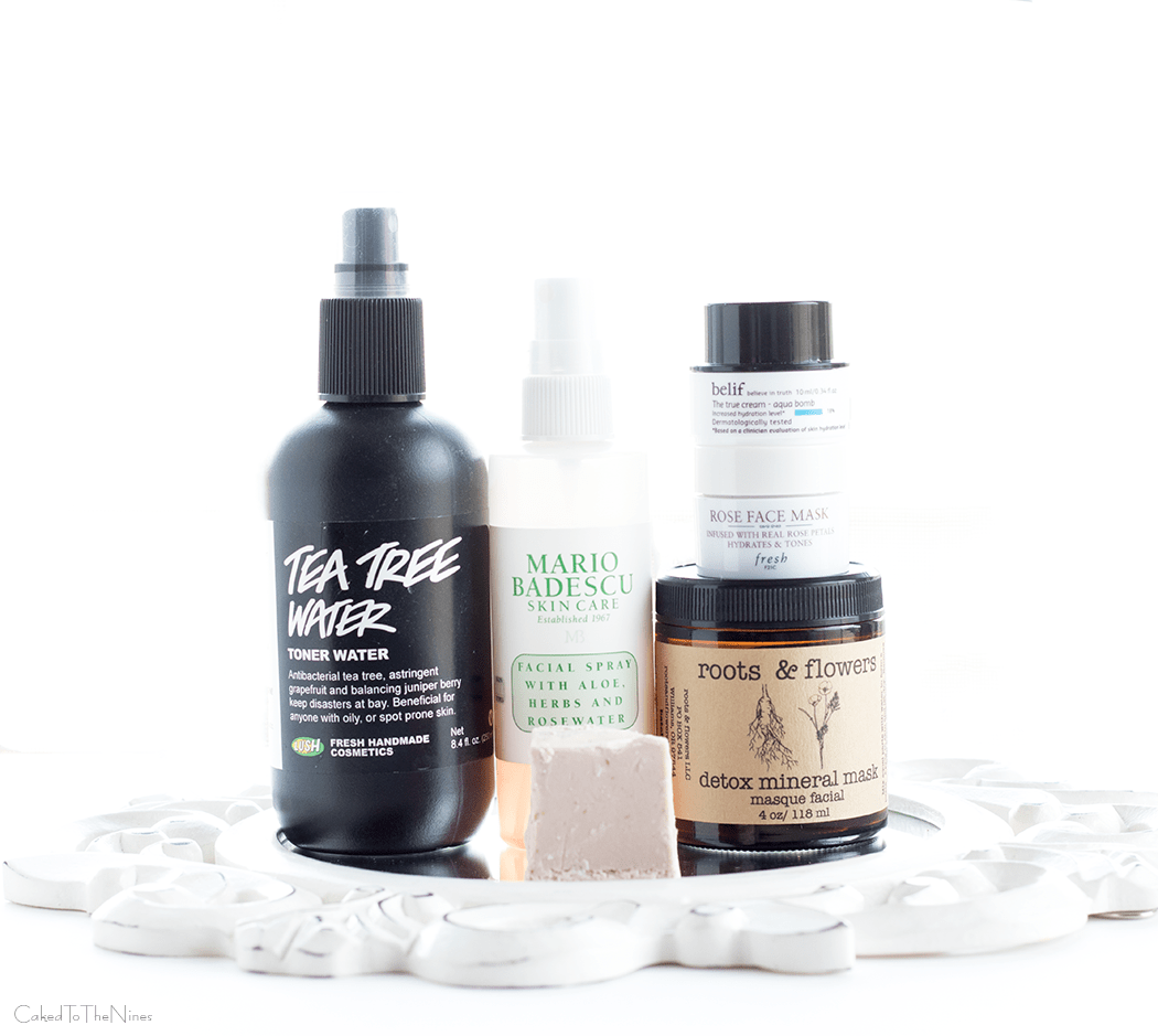 Sometimes our skin just acts up out of nowhere, but these products will calm and soothe your irritated skin in no time.