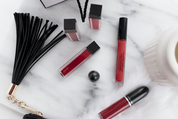 Matte Red Lipsticks That will Last Through Christmas Dinner