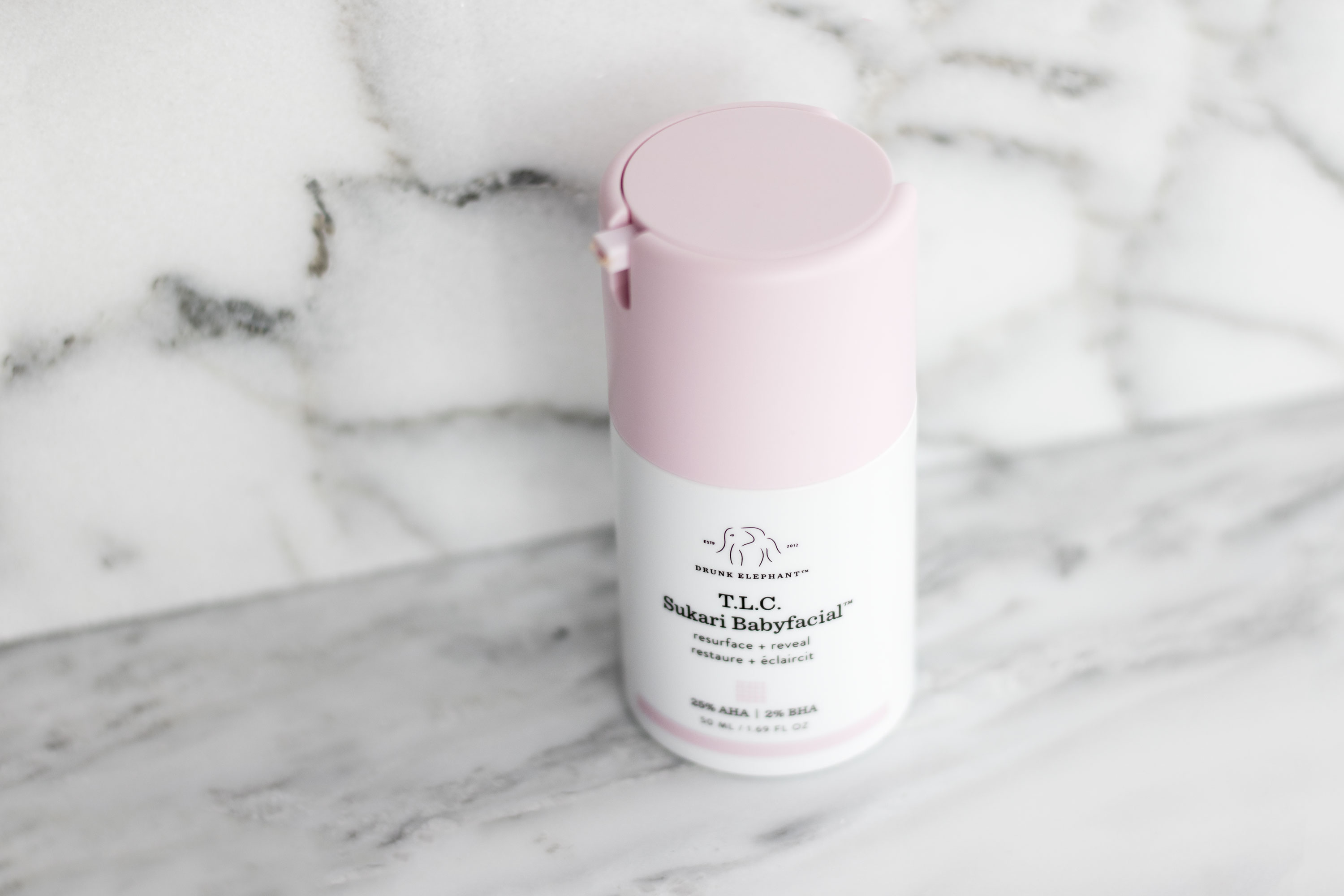 cult beauty products worth the cult status- Drunk Elephant Babyfacial
