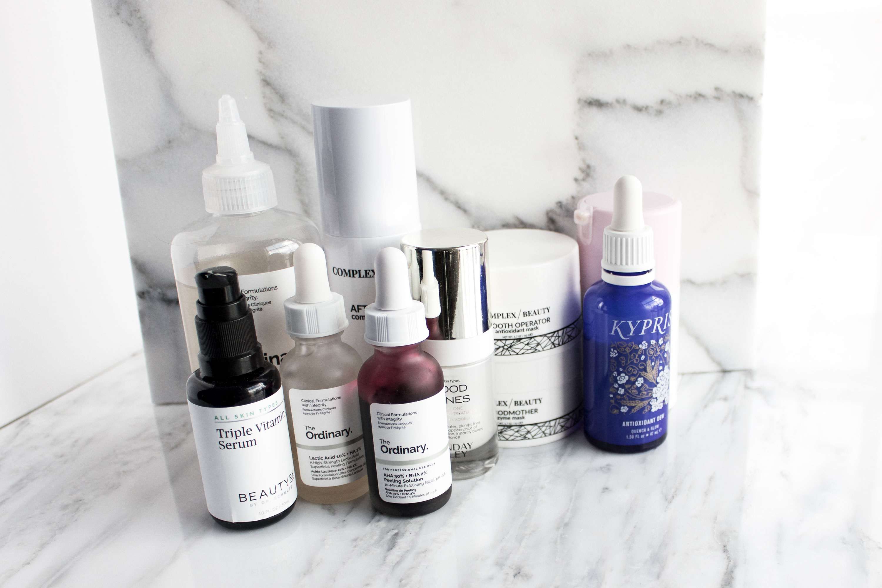 Skin Texture: The Products That Helped Me Get Rid of Mine