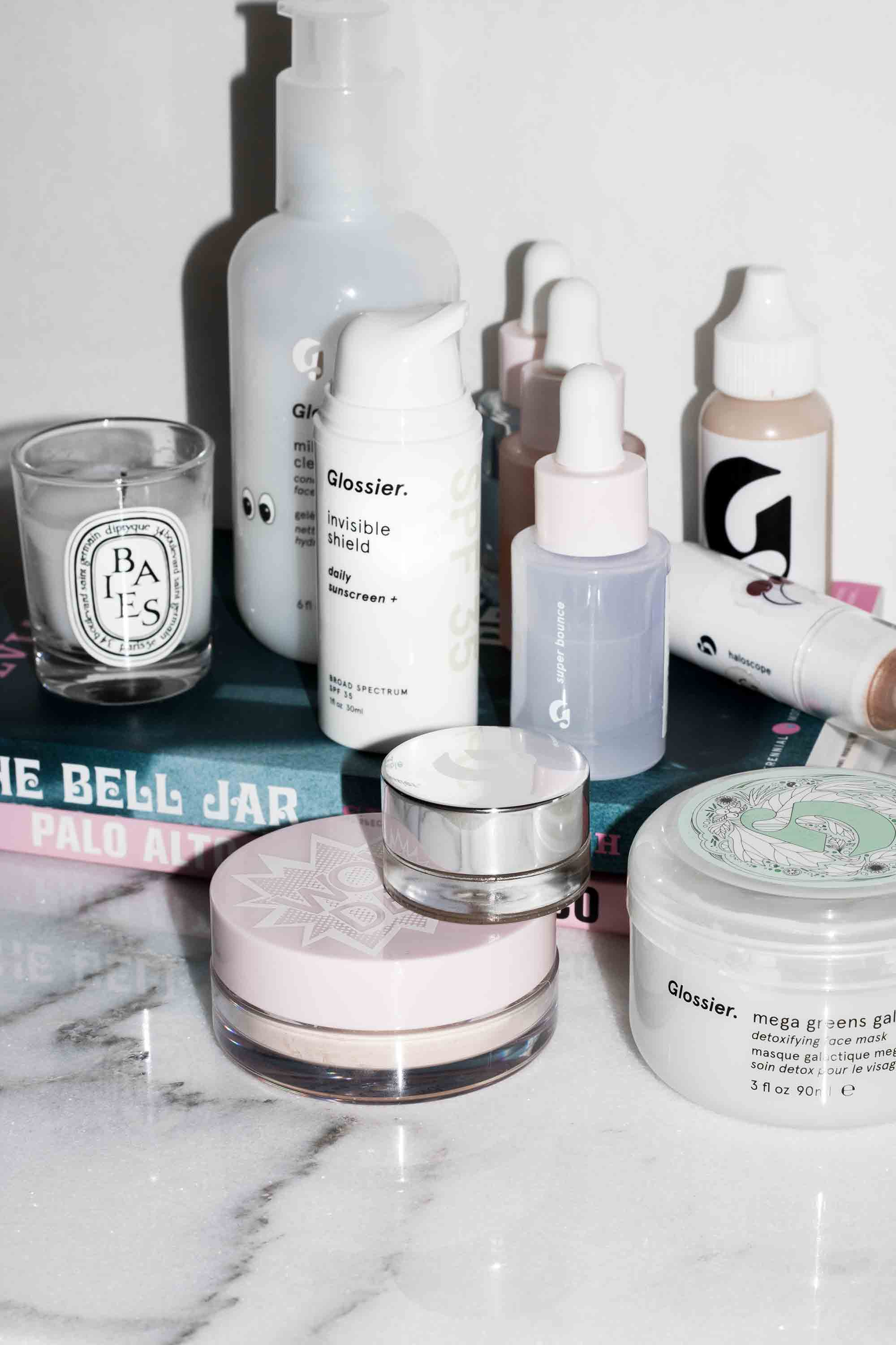 Glossier shipping to UK