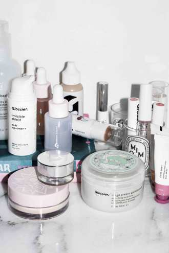 what to buy glossier