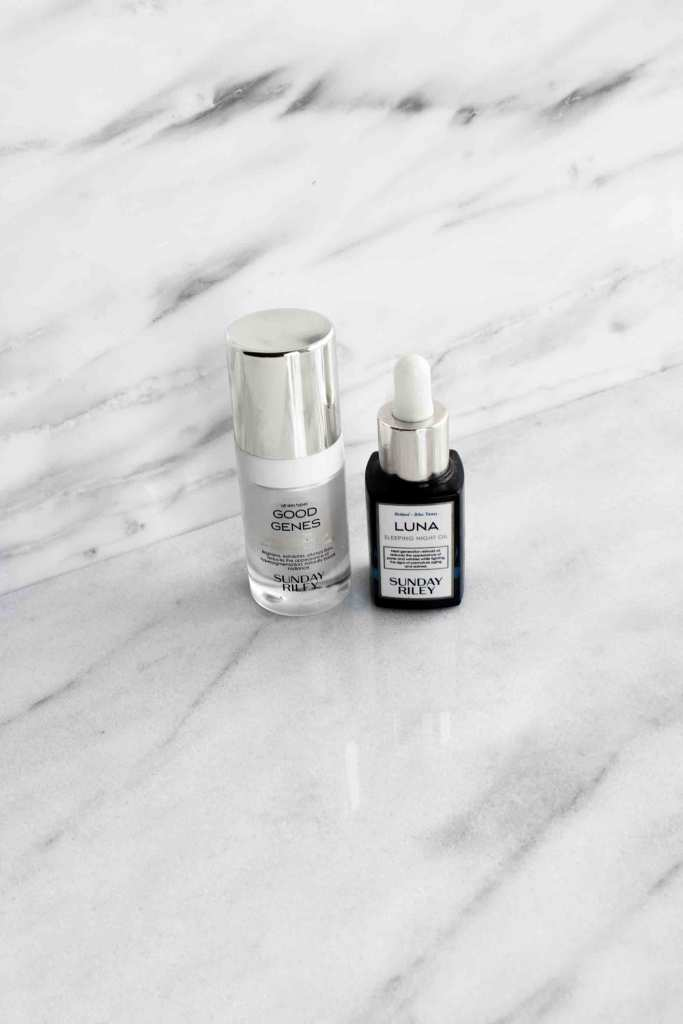 Sunday Riley Power Duo | Sunday Riley Luna Oil, Sunday Riley Good Genes