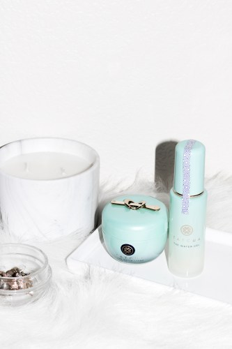 Tatcha Water Cream and Tatcha Water Gel