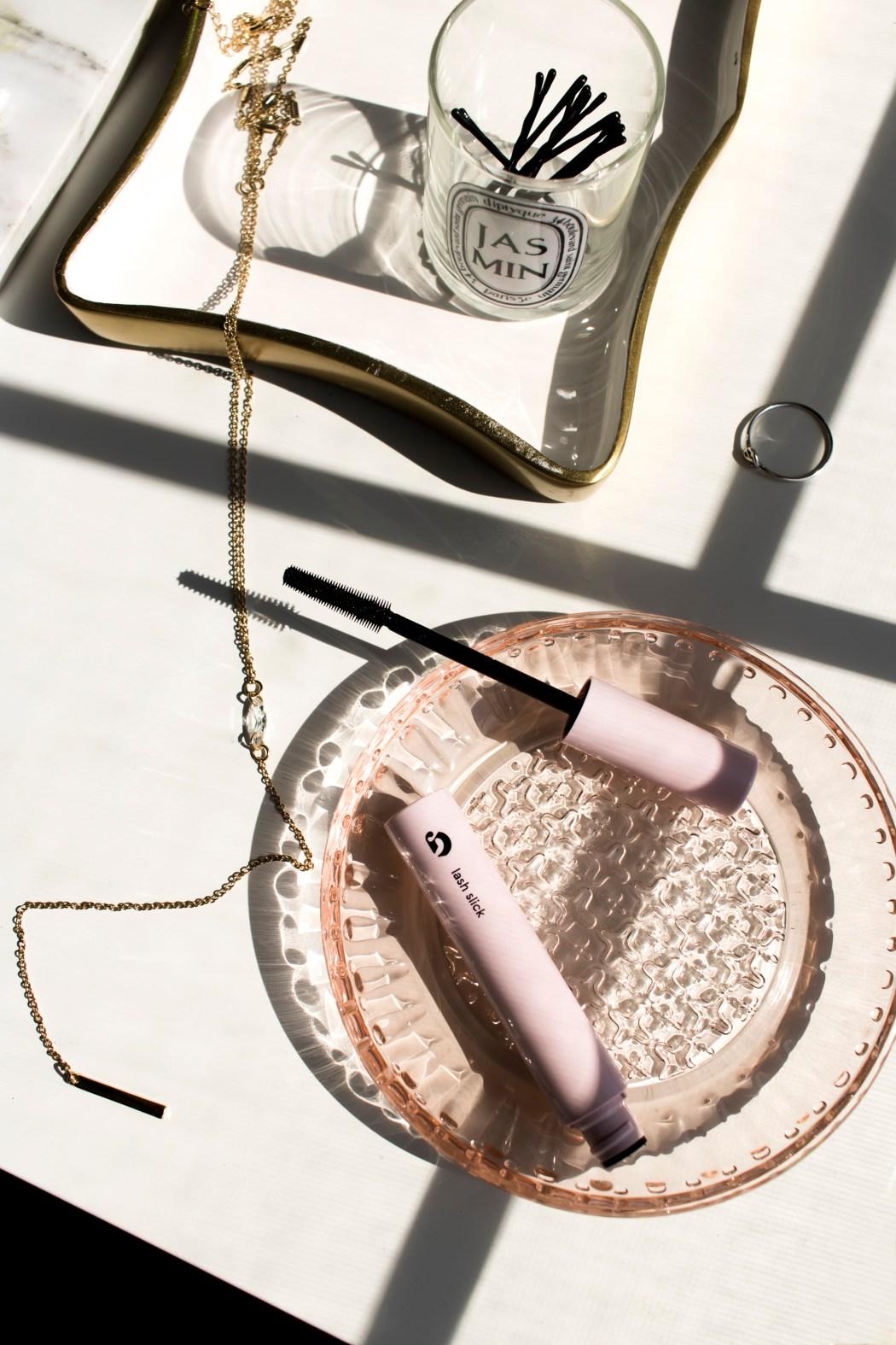 The new Glossier mascara-- Lash Slick review