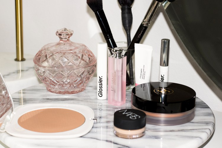 Most used makeup products of 2018 featuring chanel makeup, marc jacobs, fenty beauty, and more