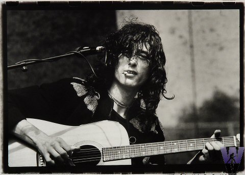 Jimmy Page | Cakehead Loves Evil