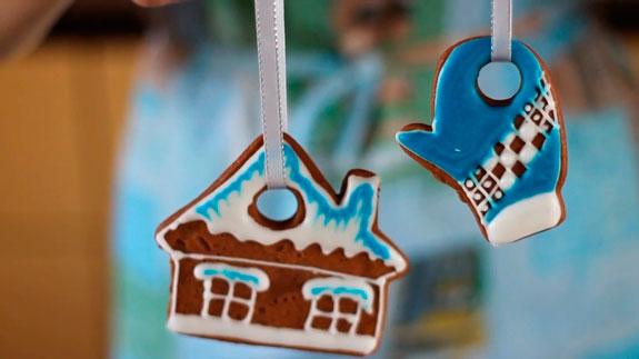 Біз GingerBread-ті толығымен ... gingerbread gingerbread gingerbreads: Қадамдық фото рецепт