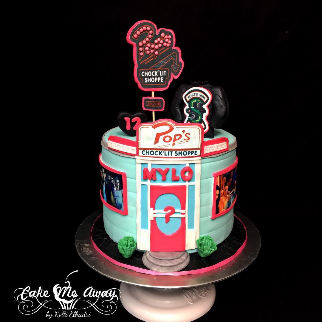 Teen Cakes Cake Me Away Designs