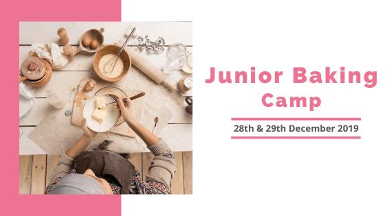 junior baking camp