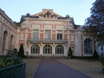 Fontainebleau's Italian-style theatre