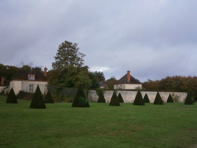 Pointy topiary!