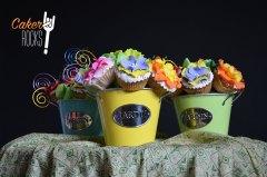 Cubos de Cupcakes