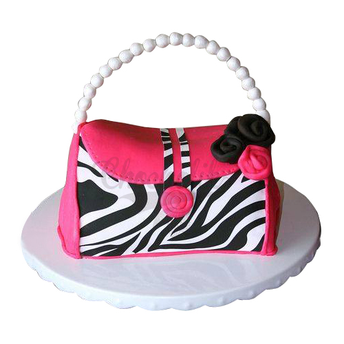 Fancy Purse Cake