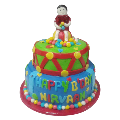 Special Wishes Birthday cake