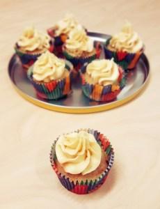 Salted caramel cupcakes - saltkolacupcakes