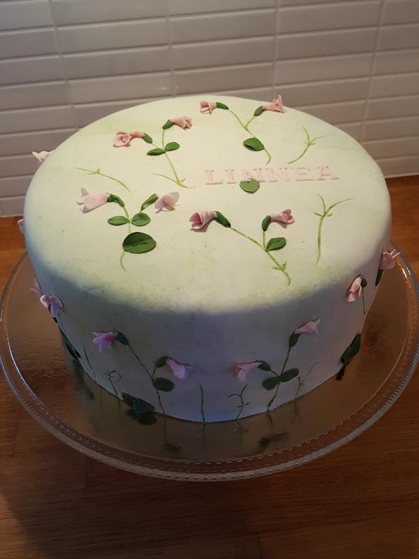 Linnea cake