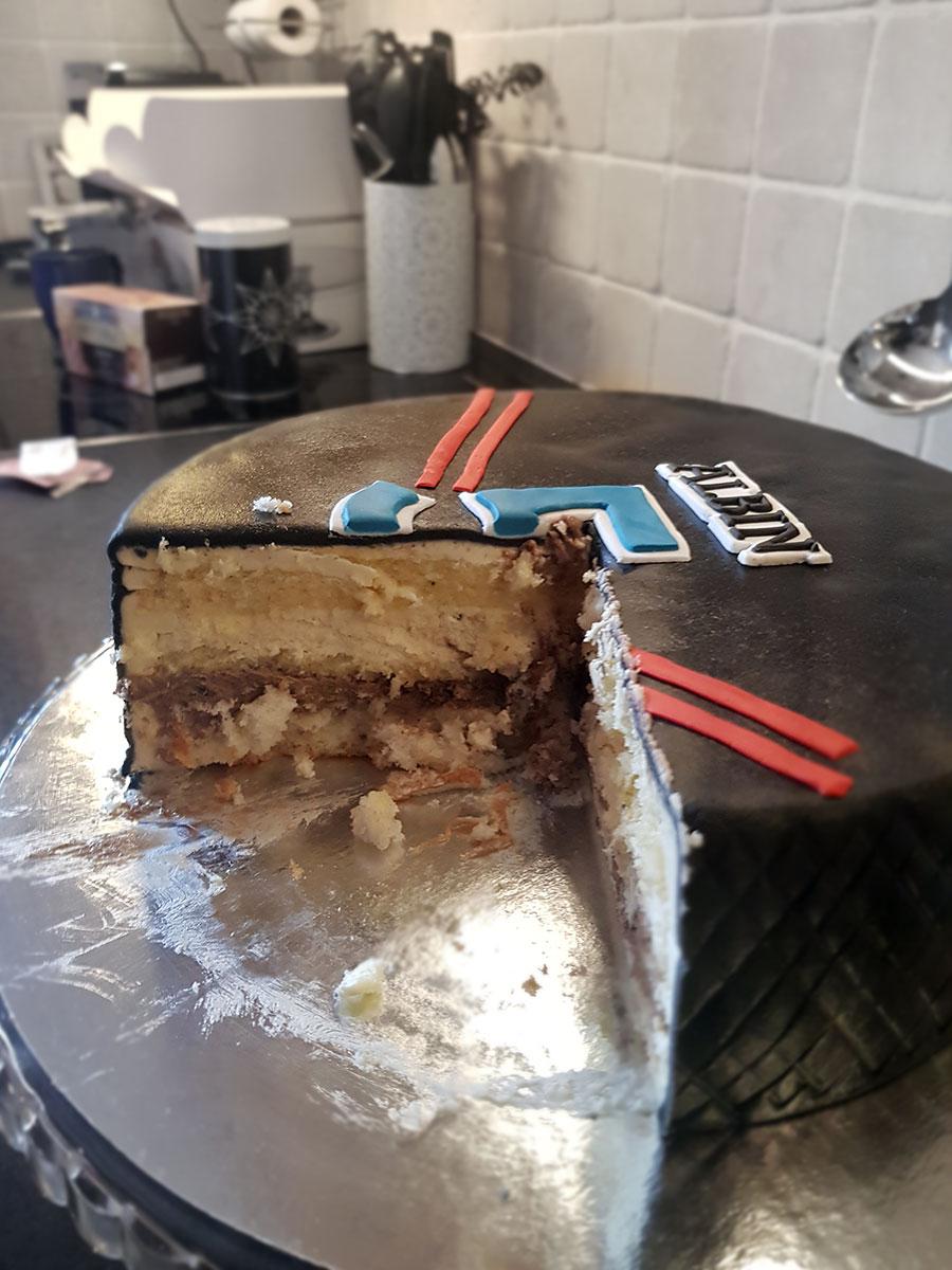 hockey cake hockeytårta