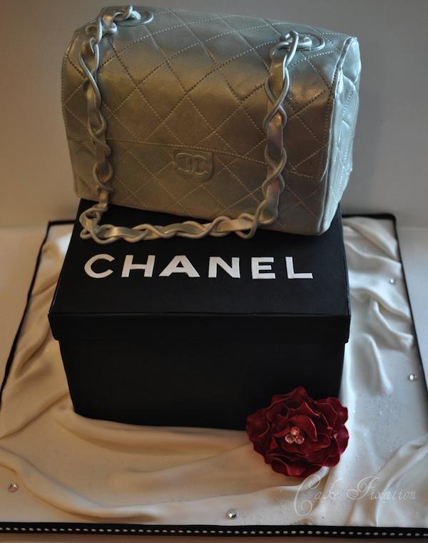 Designer Bags Lv Gucci Prada Cakes Cupcakes 28