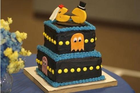 pacman-wedding-technology-theme-cakes-cupcakes-mumbai-30