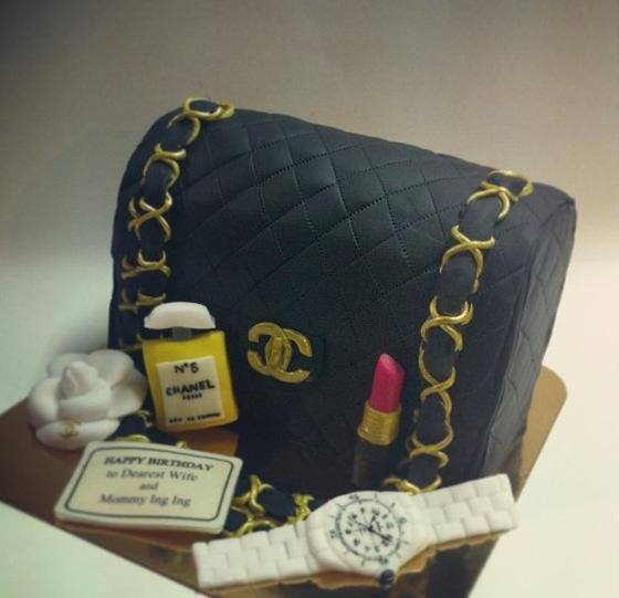 chanel-bag-wallet-designer-theme-birthday-wedding-engagement-cakes-cupcakes-mumbai-37