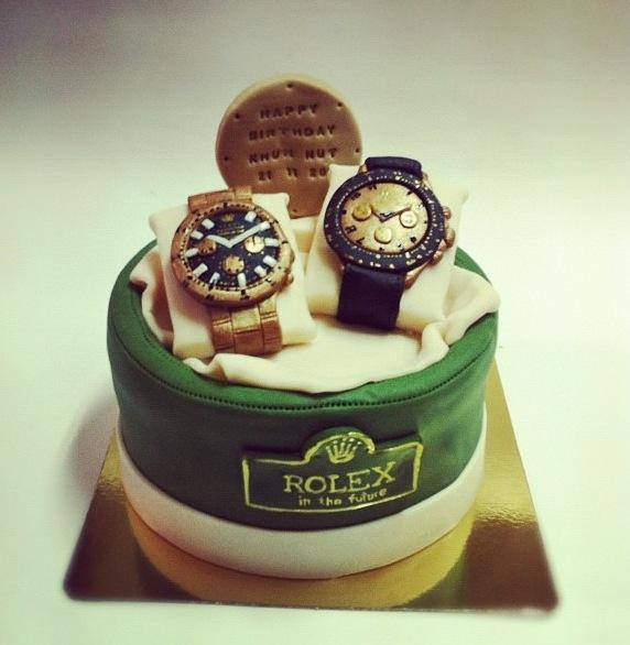 rolex-watch-designer-theme-birthday-wedding-engagement-cakes-cupcakes-mumbai-47