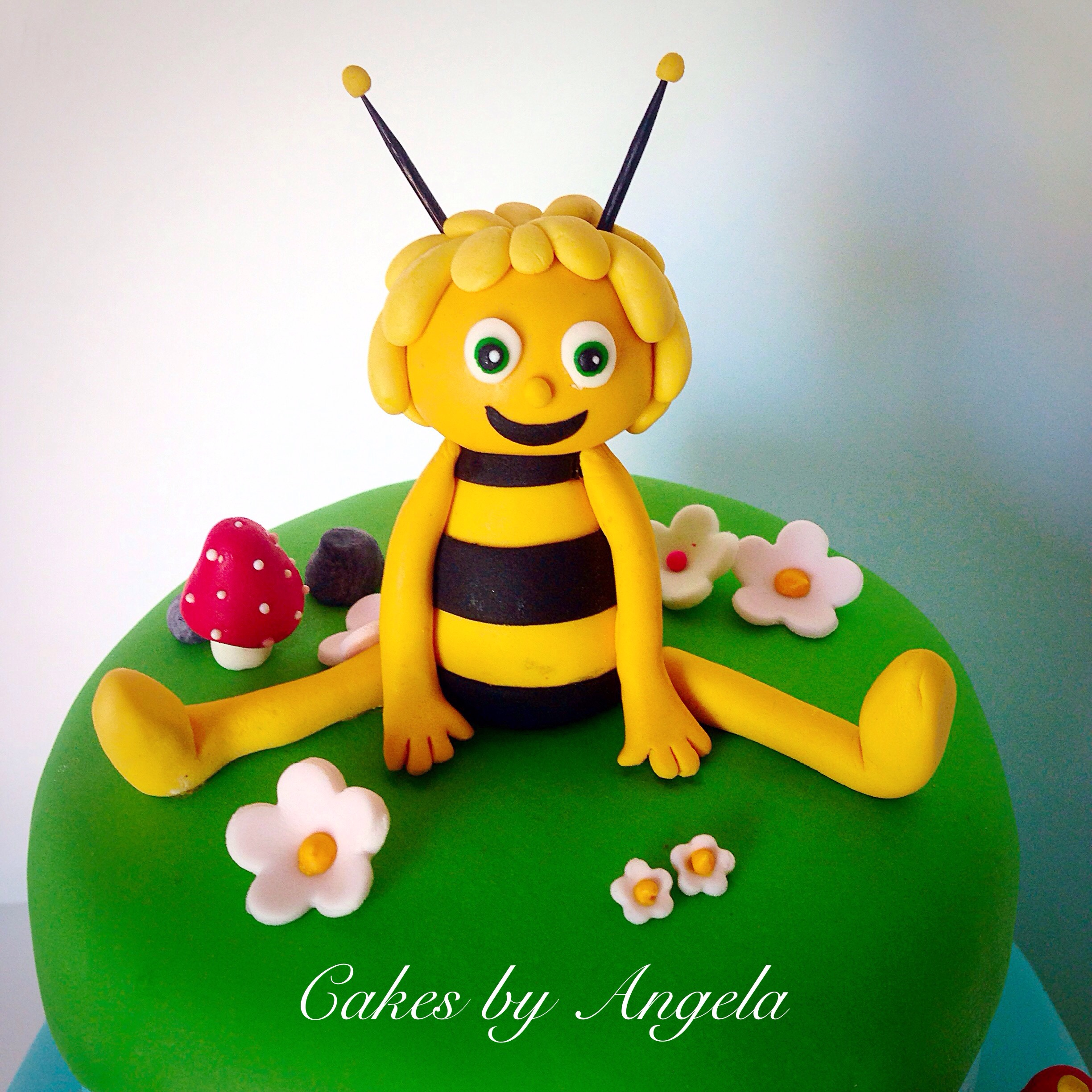 Maya The Bee Cake Cakes By Angela Marie